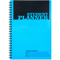 Silvine A5 Planner and Record PP Covers PK10