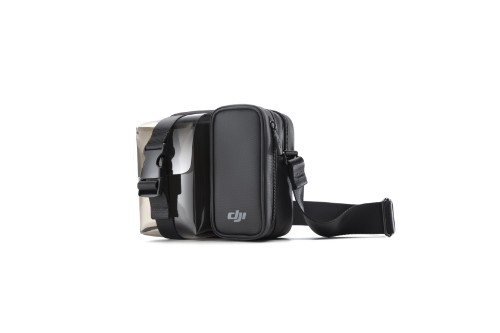 DJI CP.MA.00000159.01 camera drone case Bag case Black Polyvinyl chloride (PVC), Polyester