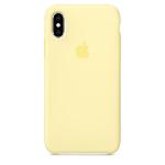 "Apple MUJV2ZM/A funda para teléfono móvil 14,7 cm (5.8"") Amarillo"