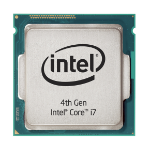 Intel Core ® ™ i7-4712MQ Processor (6M Cache, up to 3.30 GHz) 2.3GHz 6MB Smart Cache processor