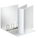 Esselte Presentation Ring Binders ring binder A4 White