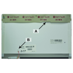 2-Power 15.4 WXGA 1280x800 CCFL1 Glossy Screen - replaces 42T0753