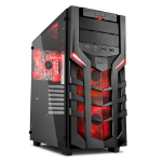 Sharkoon DG7000-G Midi-Tower Black