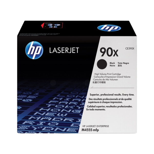 HP CE390X (90X) Toner black, 24K pages