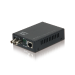 LevelOne FVT-2002 100Mbit/s 1310nm Black network media converter