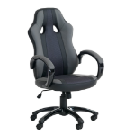 Jysk Gaming chair AGGESTRUP grey/black