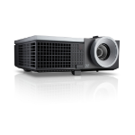 DELL 4320 Desktop projector 4300ANSI lumens DLP WXGA (1280x800) Black data projectorZZZZZ], 210-36282