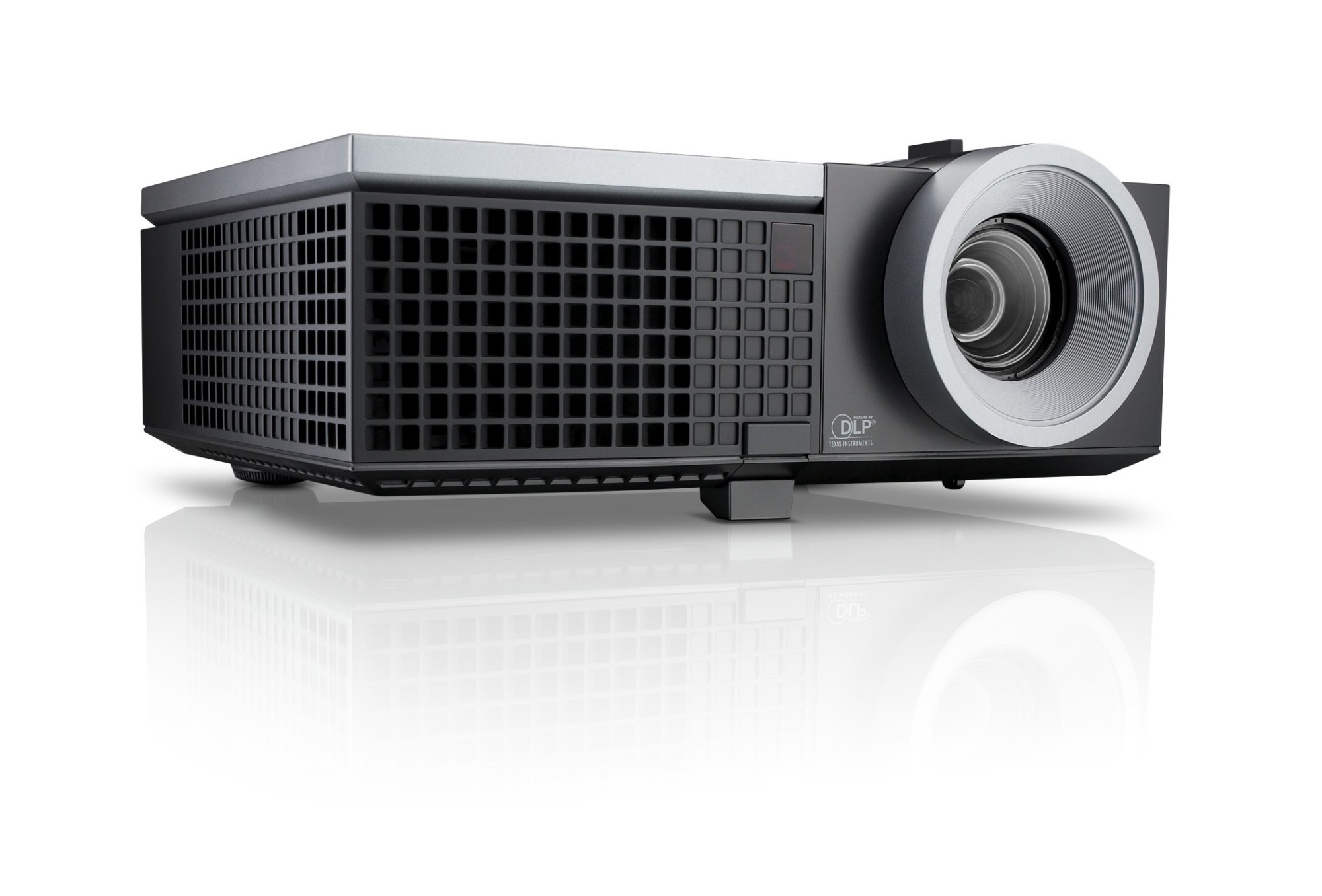 DELL 4320 Desktop projector 4300ANSI lumens DLP WXGA (1280x800) Black data projector