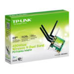 TP-LINK TL-WDN4800 Internal WLAN 450Mbit/s networking card