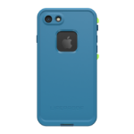 LifeProof FRĒ mobile phone case 11,9 cm (4.7 Zoll) Deckel Blau, Limette