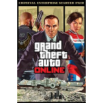 Rockstar Games Grand Theft Auto V - Criminal Enterprise Starter Pack Video game downloadable content (DLC) PC Deutsch