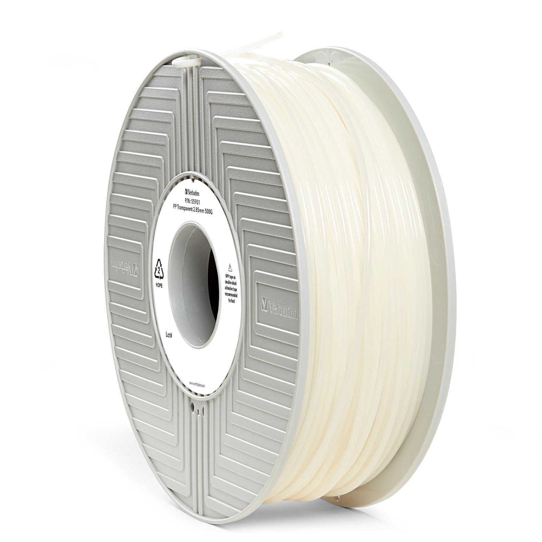 3d Printer Filament Pp 2.85mm 500g Natural