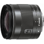 Canon EF-M 11-22mm f/4-5.6 IS STM SLR Black