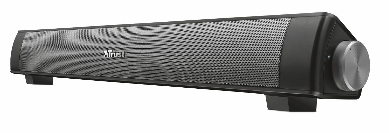 Trust Lino Wireless 10W Black soundbar speaker