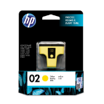 HP 02 Original Yellow 1 pc(s)