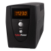 CyberPower VALUE800EILCD uninterruptible power supply (UPS)
