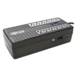 Tripp Lite ECO900LCDU2 uninterruptible power supply (UPS) Standby (Offline) 900 VA 480 W 12 AC outlet(s)