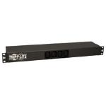 Tripp Lite 1.6-3.8kW Single-Phase Basic PDU, 100-240V 20A (2 C19, 12 C13), C20 & L6-20P Adapter, 12ft Cord, 1U Rack-Mount