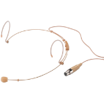 IMG Stage Line HSE-150/SK microphone Lavalier/Lapel microphone Wired Beige
