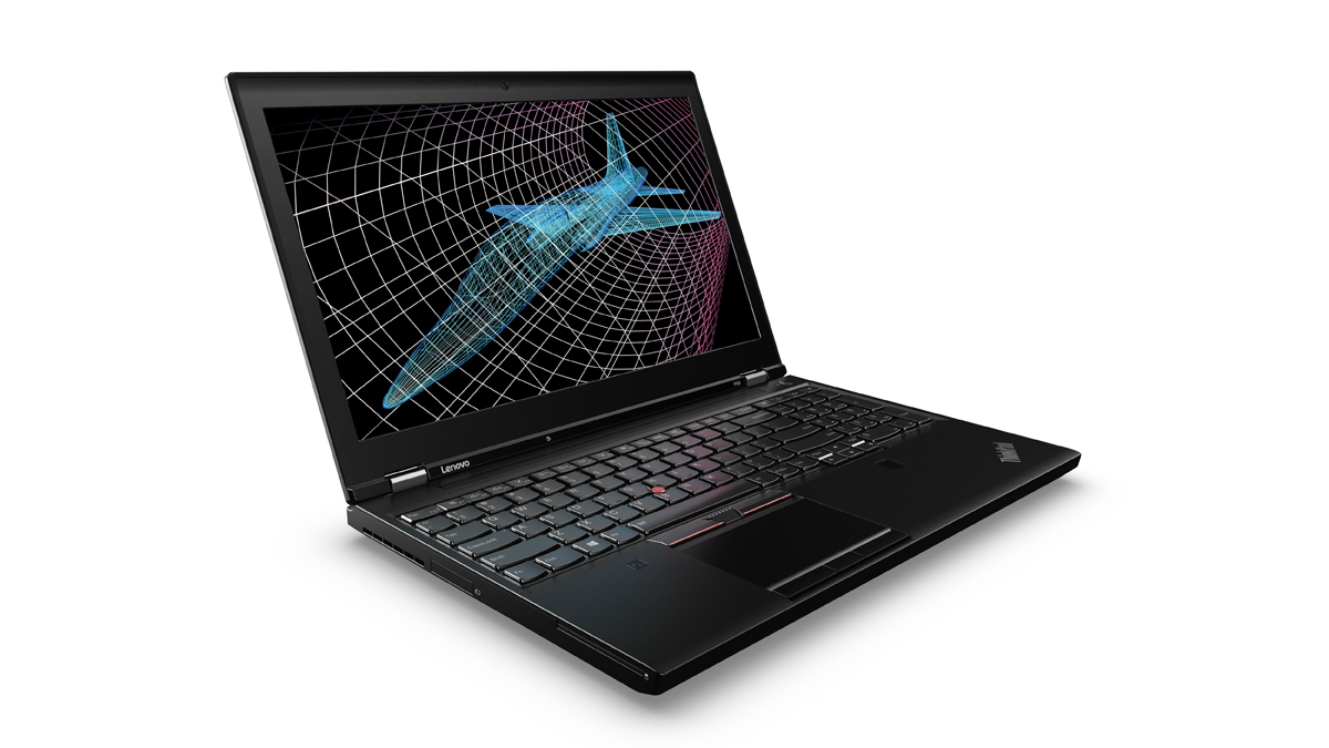 "Lenovo ThinkPad P50 2.6GHz i7-6700HQ 15.6"" 1920 x 1080pixels Black"
