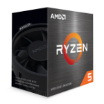 AMD Ryzen 5 5600X processor Box 3.7 GHz 32 MB L3
