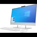 "HP 27-dp0041na 68.6 cm (27"") 1920 x 1080 pixels 10th gen Intel® Core™ i7 16 GB DDR4-SDRAM 512 GB SSD Wi-Fi 5 (802.11ac) Silver All-in-One PC Windows 10 Home"