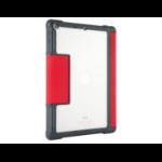 "STM DUX 26.7 cm (10.5"") Folio Grey, Red, Transparent STM-222-155JW-29"