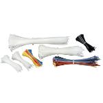 Black Box FT917 Multicolor 650pcs cable tie