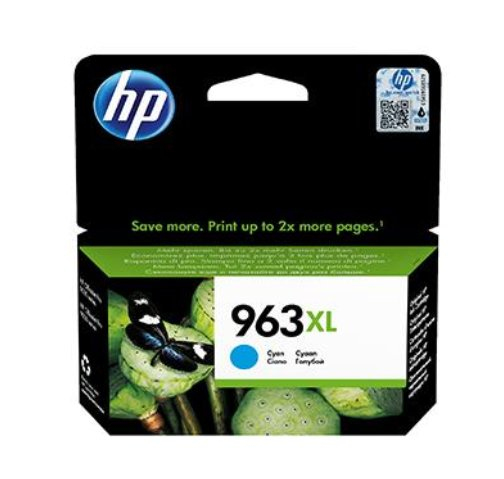 HP 963XL Original Cian 1 pieza(s)