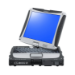 "Panasonic Toughbook CF-19 MK8 2.7GHz i5-3610ME 10.1"" 1024 x 768pixels Touchscreen 4G Black,Silver"