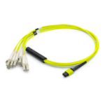 AddOn Networks CAB-M12P4LC-S3-AO fibre optic cable 3 m OS1 MPO/MTP LC Yellow