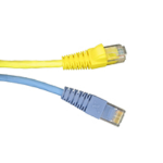 Videk Cat6 UTP 3m networking cable Yellow U/UTP (UTP)