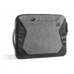 "STM Myth notebook case 33 cm (13"") Briefcase Black, Grey"