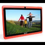 Ghia Any Quattro BT 8GB Rojo tableta