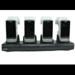 Zebra CRD4S-RFD8500-1R charging station organizer Freestanding Black