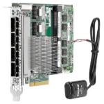 Hewlett Packard Enterprise SmartArray P822/2GB FBWC 6Gb 2-ports-Int/4-ports Ext SAS Controller PCI Express x8 3.0
