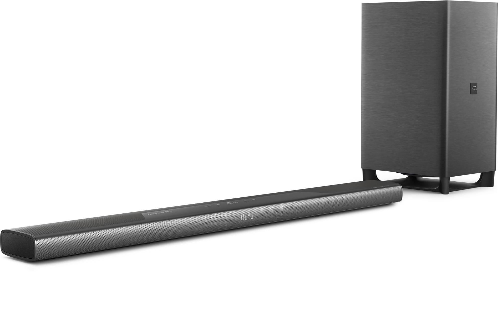 Philips Fidelio SkyQuake soundbar speaker B8/12
