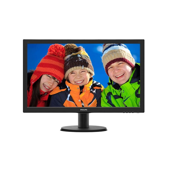 "Philips V Line 24"" Full HD 1920x1080 Monitor [243V5QHABA/75]"
