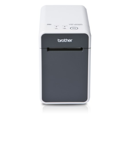Brother TD-2020 label printer Direct thermal 203 x 203 DPI Wired