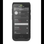"Honeywell CT40 5"" 1280 x 720pixels Touchscreen 278g Black handheld mobile computer"