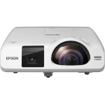 Epson EB-536Wi data projector Desktop projector 3400 ANSI lumens 3LCD WXGA (1280x800) White