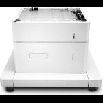 HP Alimentador de papel y soporte de 1x550 hojas y 2000 hojas LaserJet