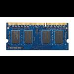 HP 2-GB PC3-10600 (DDR3 1333 MHz) SODIMM memory module 2 GB