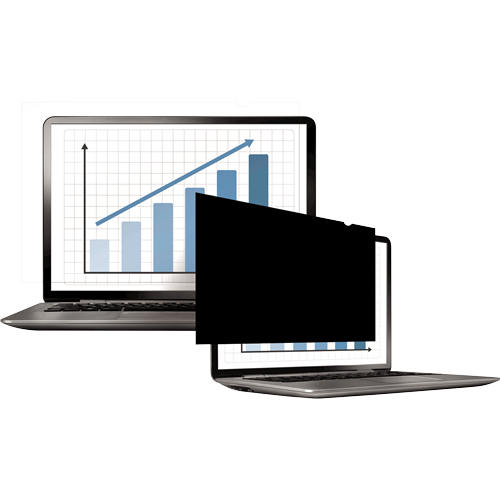 """Fellowes 4818601 14.1"""" Notebook Frameless display privacy filter"""