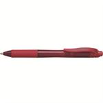 Pentel Energel X Gel Retractable 1.0mm Red (Pack 12)