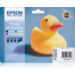 Epson Duck Multipack T0556 4 colores (etiqueta RF)