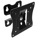 Lindy 40875 Black flat panel wall mount