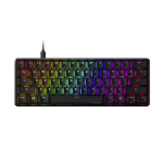 HyperX Alloy Origins 60 keyboard USB QWERTY US English Black HKBO1S-RB-US/G