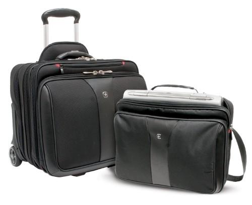 """Wenger/SwissGear 600662 17"""" Trolley case Black notebook case"""