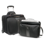 "Wenger/SwissGear 600662 17"" Notebook trolley Black notebook case"